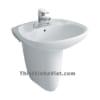 Chậu Rửa mặt Inax L-284V/L-284VC