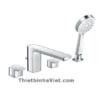 Sen vòi bồn tắm inax BFV-5013S