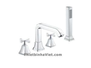 Sen vòi bồn tắm inax BFV-8100B