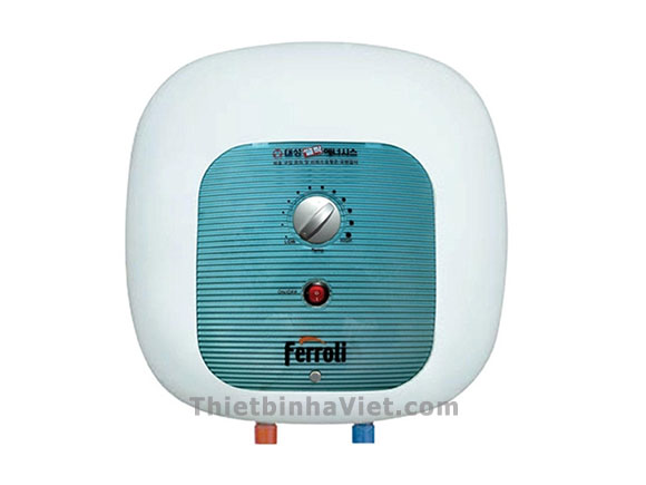 Bình tắm nóng lạnh Ferroli Cubo - 15L