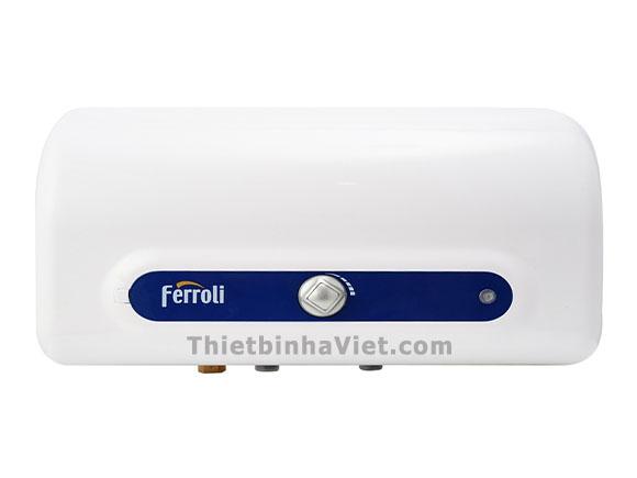 Bình nóng lạnh Ferroli QQ Evo TE 15L