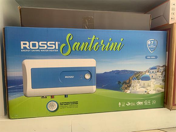 Bình nóng lạnh Rossi Santorini RSI 20SL